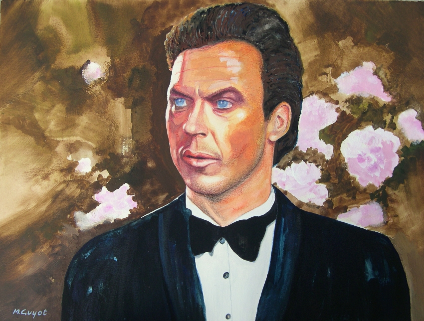 Michael Keaton by columbo